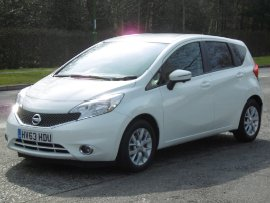 Nissan Note 1.5 dCi Acenta Premium Safety pack MPV