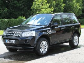 Land Rover Freelander 2.2 SD4 HSE Automatic Sports Utility Vehicle