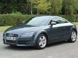 Audi TT 2.0 TFSi Automatic 2 Door Coupe